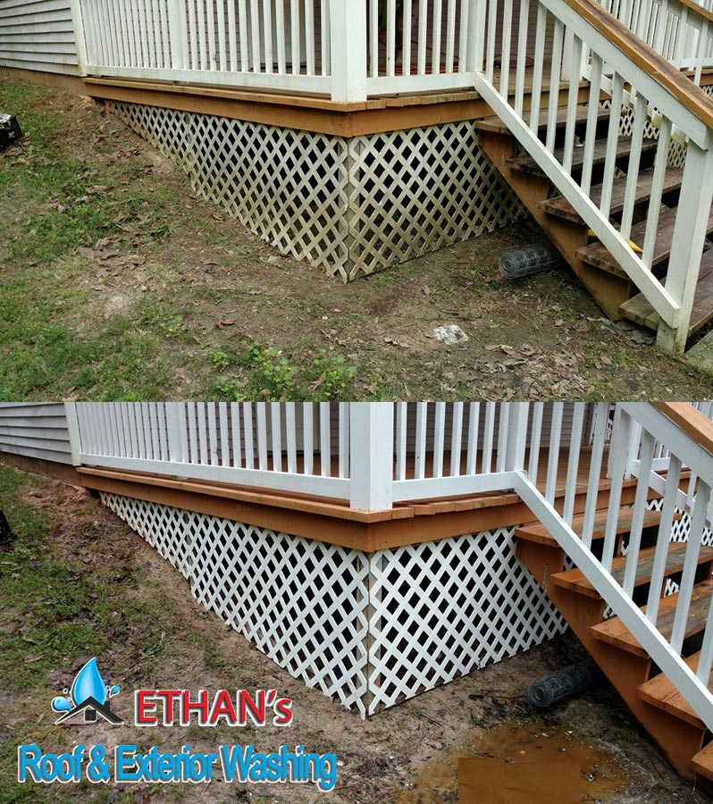 Deck Power Wash Services