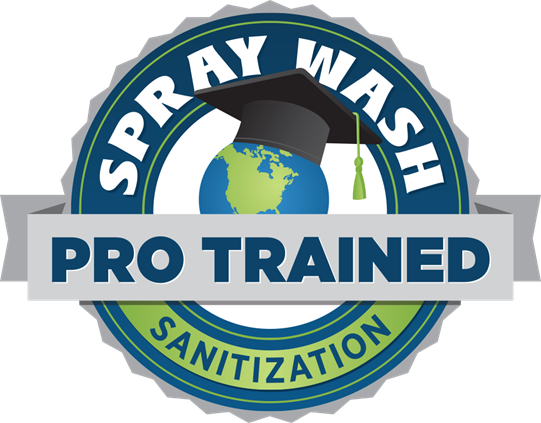 Spray Wash Pro Trained