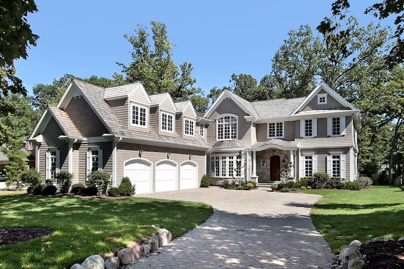 Exterior House Cleaning The Three Most Common Surfaces