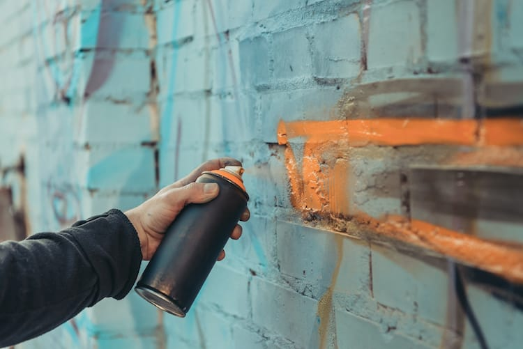 Five tips to prevent graffiti damage to your property