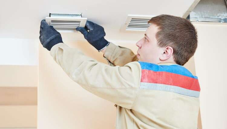 How Dryer Vent and Air Duct Cleaning Can Make improvements to your Home Air circulation